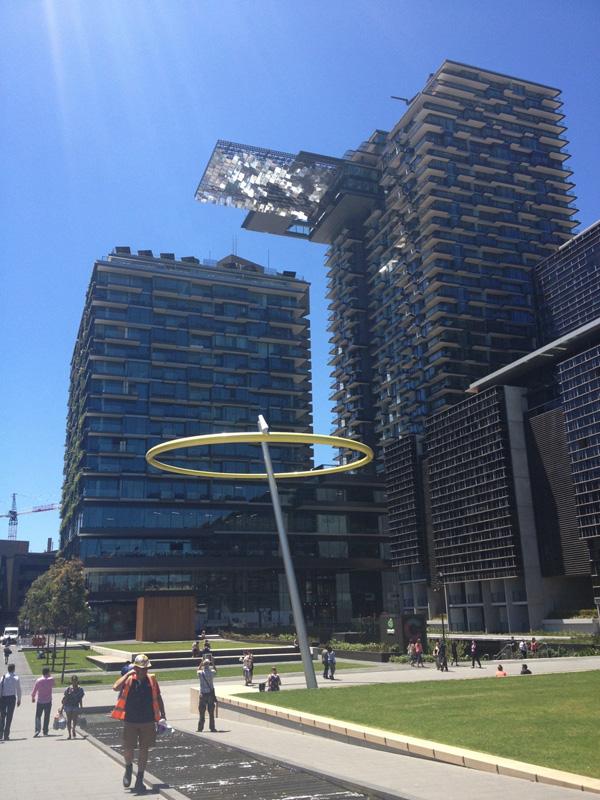 Tallest Living Wall - Sydney, Australia